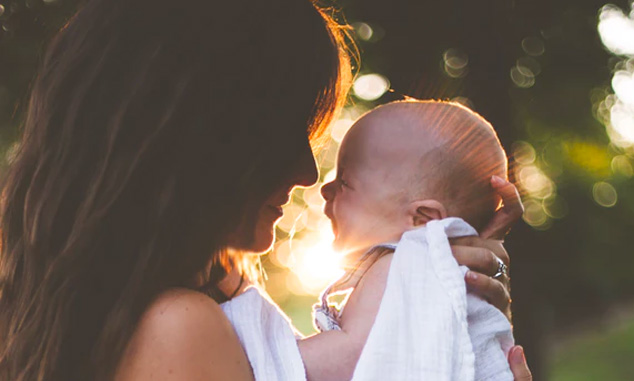 Encouragement for the New (or the Not-So-New) Mom